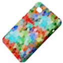 Colorful Mosaic  Samsung Galaxy Tab 7  P1000 Hardshell Case  View4