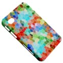 Colorful Mosaic  Samsung Galaxy Tab 7  P1000 Hardshell Case  View5