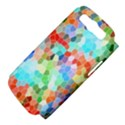 Colorful Mosaic  Samsung Galaxy S III Hardshell Case (PC+Silicone) View4
