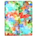 Colorful Mosaic  Apple iPad Mini Flip Case View1