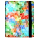 Colorful Mosaic  Apple iPad Mini Flip Case View2