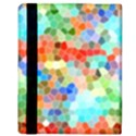 Colorful Mosaic  Apple iPad Mini Flip Case View3
