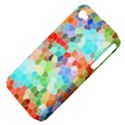 Colorful Mosaic  Apple iPhone 4/4S Hardshell Case (PC+Silicone) View4
