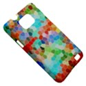 Colorful Mosaic  Samsung Galaxy S II i9100 Hardshell Case (PC+Silicone) View5
