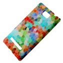 Colorful Mosaic  HTC 8S Hardshell Case View4