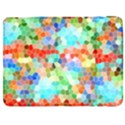 Colorful Mosaic  Samsung Galaxy Tab 7  P1000 Flip Case View1