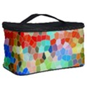 Colorful Mosaic  Cosmetic Storage Case View2