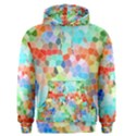 Colorful Mosaic  Men s Pullover Hoodie View1