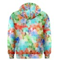 Colorful Mosaic  Men s Zipper Hoodie View2