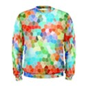 Colorful Mosaic  Men s Sweatshirt View1