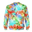 Colorful Mosaic  Men s Sweatshirt View2