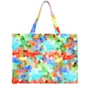 Colorful Mosaic  Large Tote Bag View1
