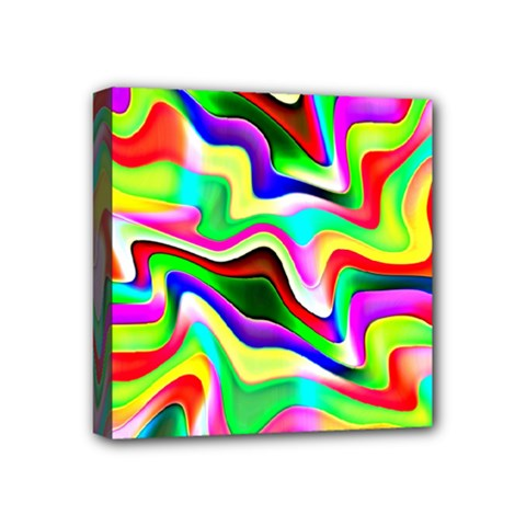 Irritation Colorful Dream Mini Canvas 4  x 4