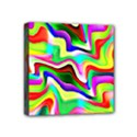 Irritation Colorful Dream Mini Canvas 4  x 4  View1