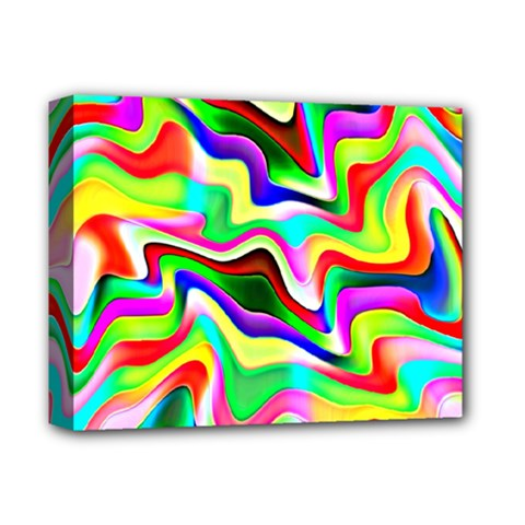 Irritation Colorful Dream Deluxe Canvas 14  x 11