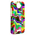 Irritation Colorful Dream HTC One X Hardshell Case  View2