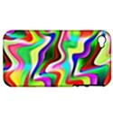Irritation Colorful Dream Apple iPhone 4/4S Hardshell Case (PC+Silicone) View1
