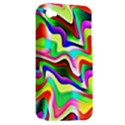 Irritation Colorful Dream Apple iPhone 4/4S Hardshell Case (PC+Silicone) View2