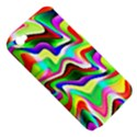 Irritation Colorful Dream Apple iPhone 4/4S Hardshell Case (PC+Silicone) View5