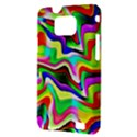 Irritation Colorful Dream Samsung Galaxy S II i9100 Hardshell Case (PC+Silicone) View3