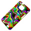 Irritation Colorful Dream Samsung Galaxy S II i9100 Hardshell Case (PC+Silicone) View4