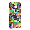 Irritation Colorful Dream HTC One M7 Hardshell Case View2