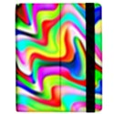 Irritation Colorful Dream Samsung Galaxy Tab 7  P1000 Flip Case View2
