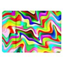 Irritation Colorful Dream Samsung Galaxy Tab 10.1  P7500 Flip Case View1