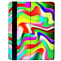Irritation Colorful Dream Samsung Galaxy Tab 10.1  P7500 Flip Case View2