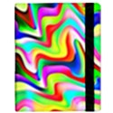 Irritation Colorful Dream Samsung Galaxy Tab 10.1  P7500 Flip Case View3