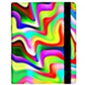 Irritation Colorful Dream Samsung Galaxy Tab 8.9  P7300 Flip Case View2