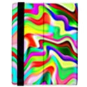Irritation Colorful Dream Samsung Galaxy Tab 8.9  P7300 Flip Case View3