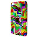 Irritation Colorful Dream Samsung Galaxy Tab 3 (8 ) T3100 Hardshell Case  View3