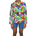 Irritation Colorful Dream Kids  Long Sleeve Swimwear View1