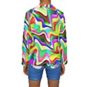 Irritation Colorful Dream Kids  Long Sleeve Swimwear View2