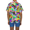 Irritation Colorful Dream Kids  Short Sleeve Swimwear View2