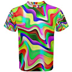 Irritation Colorful Dream Men s Cotton Tee