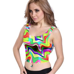 Irritation Colorful Dream Crop Top