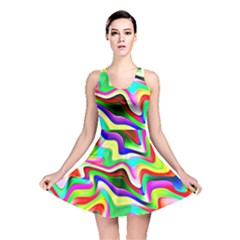 Irritation Colorful Dream Reversible Skater Dress