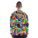 Irritation Colorful Dream Hooded Wind Breaker (Men) View2