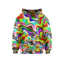 Irritation Colorful Dream Kids  Pullover Hoodie View1