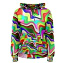 Irritation Colorful Dream Women s Pullover Hoodie View1