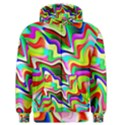 Irritation Colorful Dream Men s Zipper Hoodie View1