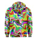Irritation Colorful Dream Men s Zipper Hoodie View2