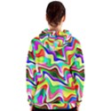 Irritation Colorful Dream Women s Zipper Hoodie View2