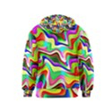 Irritation Colorful Dream Kids  Zipper Hoodie View2