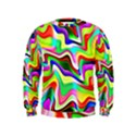 Irritation Colorful Dream Kids  Sweatshirt View1