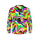 Irritation Colorful Dream Kids  Sweatshirt View2