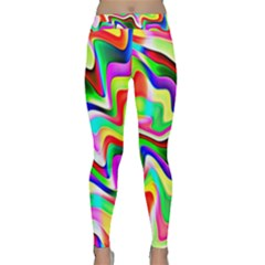 Irritation Colorful Dream Yoga Leggings