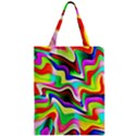 Irritation Colorful Dream Zipper Classic Tote Bag View1